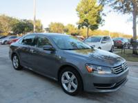 Nice VW Passat with Automatic Transmission, Power seat,