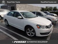 2013 VOLKSWAGEN PASSAT SEDAN 4 DOOR SE Our Location is: