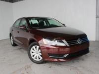 2013 Volkswagen Passat Sedan S Our Location is:
