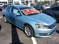 Very Low Mileage Passat SE with Sunroof and Touch