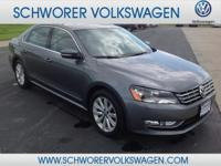 You can find this 2013 Volkswagen Passat SEL Premium