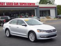 PRICED BELOW MARKET! THIS PASSAT WILL SELL FAST! -LOW