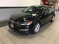 TheVW Passat. The most popular full size sedan sold by