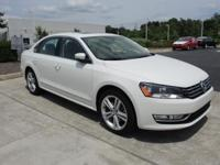 World Auto Certified Pre-Owned, Passat TDI SEL Premium