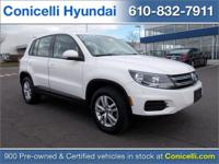 PREMIUM & KEY FEATURES ON THIS 2013 Volkswagen Tiguan