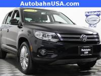 2013 Volkswagen Tiguan. FULLY SERVICED AND FRONT LINE