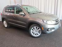 HARD TO FIND TIGUAN! WONT LAST!! AWD..LEATHER