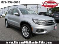 Look at this 2013 Volkswagen Tiguan SE. Its Automatic