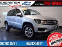4D Sport Utility, AWD, and 2013 Volkswagen Tiguan.