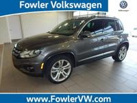 **NAVIGATION/GPS**, **AWD/4-MOTION/ 4X4**, **LEATHER**,