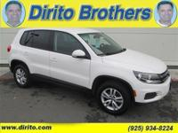 The Tiguan is one for the ages. Come in and see for