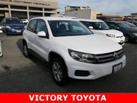 Recent Arrival! Hands Free/Bluetooth, Tiguan S, 4D