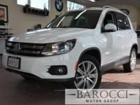 Options:  2013 Volkswagen Tiguan Se 4Dr Suv (Ends