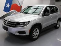 2013 Volkswagen Tiguan with 2.0L Turbocharged I4