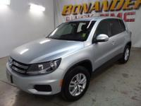 Check out this 2013 Volkswagen Tiguan . Its Automatic