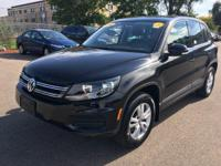 The Volkswagen Tiguan is a mid sized sedan. Some specs