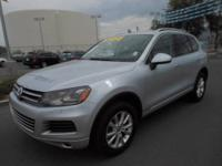 This 2013 Volkswagen Touareg V6 might just be the SUV