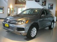 This 2013 Volkswagen Touareg Sport is offered to you