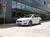 Recent Arrival! Clean CARFAX.White 2013 Volvo C70 T5