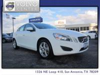 VOLVO CERTIFIED! This 2013 Volvo S60 T5 Premier Plus w/