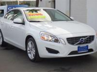 FUEL EFFICIENT 30 MPG Hwy/21 MPG City! Volvo Certified,