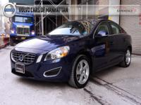 2013 Volvo S60 T5 AWD - VOLVO APPROVED - CERTIFIED
