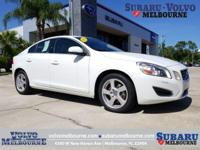 FLORIDA OWNED 2013 VOLVO S60 T5**CLEAN CAR FAX**ONE