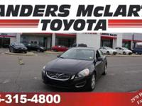 This 2013 Volvo S60 will sell fast -Leather -Bluetooth