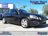 VOLVO CERTIFIED PRE-OWNED 2013 VOLVO S60 T5**LOW