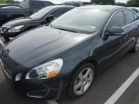 Recent Arrival! 2013 Volvo S60 T5Clean CARFAX. 30/21