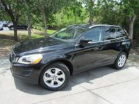 This 2013 Volvo XC60 4dr FWD 4dr 3.2L features a 3.2L