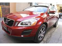 CARFAX One-Owner. Clean CARFAX. Red 2013 Volvo XC60 T6