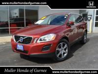 Options:  2013 Volvo Xc60 T6|/|V6 3.0L Automatic|63961