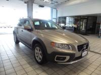 Beautiful 2013 Volvo XC70 3.2 AWD finished in Seashell