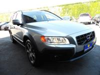 This 2013 Volvo XC70 T6 PLATINUM is offered exclusively