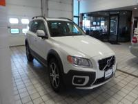 Beautiful 2013 Volvo XC70 T6 AWD finished in Ice White