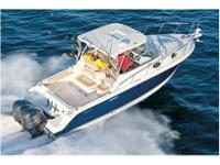 Wellcraft is well-crafted for luxury fishing and