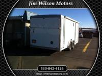 2013 WELLS CARGO CARGO/DISPLAY TRAILER Our Location is:
