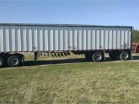 2013 Western 44ft Belt Trailer for sale in O'Neill, NE.