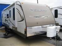 2013 White Hawk 28DSBH DOUBLE OVER DOUBLE BUNK / FRONT