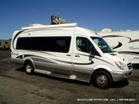 This is a clean, 1 owner 2013 Winnebago Era 170X. This