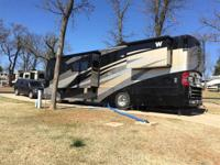 2013 Winnebago Journey 36M, MSRP new was $267,362.