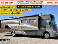 2013 Winnebago Sightseer with 3 slides Sightseer with 3