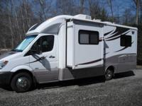 2013 Winnebago View Profile M-24V. 2013 Winnebago View