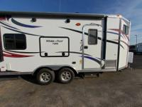 New 2013 Forest River RV Work and Play Ultra Lite 21VFB