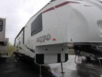 New 2013 Forest River RV XLR Nitro 38DBQ5 Toy Hauler