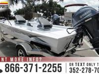 2013 Xpress XP-16. Exterior Color: White/Gray. VIN: