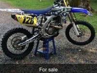 2013 YZ 250F. Low hours and great condition! FMF
