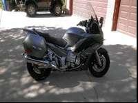 This bike is like Brand New, 2013 Yamaha FJR1300 with