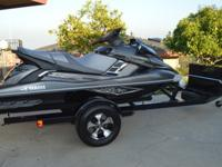 This is a 3-Passenger Style Personal Watercraft